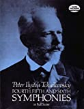 Tchaikovsky: Fourth, Fifth and Sixth Symphoniesby Ludwig van Beethoven, Felix Mendelssohn, Peter Ilyitch Tchaikovsky