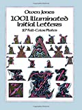 1001 Illuminated Initial Letters (Pictorial Archives)