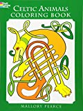 「Celtic Animals Coloring Book (Dover Coloring Books)」のサムネイル画像