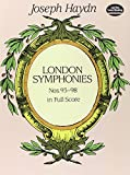 Haydn: London Symphonies: Nos. 93-98 in Full Score