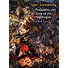 Stravinsky: Fireworks and Song of the Nightingale in Full Score