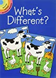 「What's Different? (Dover Little Activity Books)」のサムネイル画像