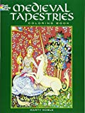 「Medieval Tapestries Coloring Book (Dover Fashion Coloring Book)」のサムネイル画像