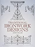 「Traditional Ironwork Designs (Dover Pictorial Archive)」のサムネイル画像