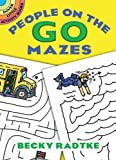「People on the Go Mazes (Dover Little Activity Books)」のサムネイル画像