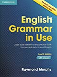 English Grammar in Use Book with Answers: A Self-Study Reference and Practice Book for Intermediate Learners of Englishby Saul Leiter, Martin Harrison