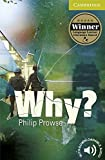 「Why? Starter/Beginner Paperback (Cambridge English Readers)」のサムネイル画像