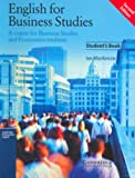 English for Business Studies: A Course for Business Studies and Economics Students