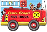 「Curious George's Fire Truck (mini movers shaped board books)」のサムネイル画像