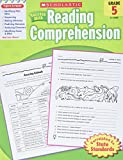 「Scholastic Success With Reading Comprehension, Grade 5」のサムネイル画像