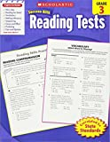 「Scholastic Success With Reading Tests, Grade 3 (Scholastic Success with Workbooks: Tests Reading)」のサムネイル画像