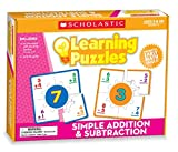 「Simple Addition & Subtraction (Learning Puzzles)」のサムネイル画像