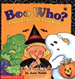 「Boo Who?: A Spooky Lift-The-Flap Book」のサムネイル画像