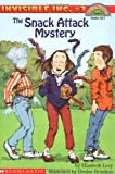The Snack Attack Mystery (Hello Reader!, Level 4 ; Grades 2 & 3)