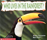 Who Lives in the Rainforest? 31語