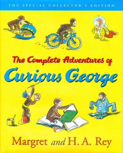 The Complete Adventures of Curious George Margret Rey (著), H. A. Rey (著)