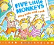 Five Little Monkeys Play Hide And Seek (Five Little Monkeys Picture Books)