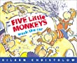 Five Little Monkeys Wash The Car (Five Little Monkeys Picture Books)
