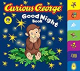 「Curious George Good Night Book (CGTV Tabbed Board Book)」のサムネイル画像