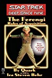 The Ferengi Rules of Acquisition (Star Trek : Deep Space Nine)