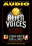 Alien Voices Presents H.G. Wells' the Time Machine (Alien Voices)