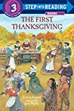 The First Thanksgiving (Step Into Reading)