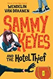 Sammy Keyes and the Hotel Thief 表紙画像