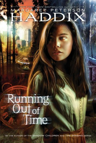 Running Out of Time (Aladdin Fiction)