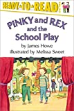 Pinky and Rex and the School Play 2624語