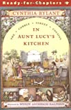 In Aunt Lucy's Kitchen(Cobble Street Cousins) 表紙画像