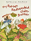「My Rotten Redheaded Older Brother (Aladdin Picture Books)」のサムネイル画像