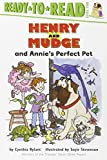 Henry and Mudge and Annie's Perfect Pet 580語