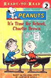 It's Time for School, CharlieBrown 667語