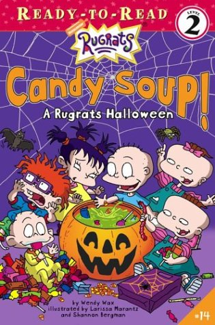 Candy Soup!: A Rugrats Halloween (Rugrats Ready-to-Read)