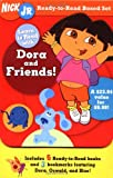 Learn to Read with Dora and Friends! (Ready-to-Reads)