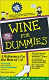Wine for Dummies (Audio Cassette)