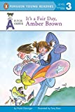 It's a Fair Day, Amber Brown 2034語