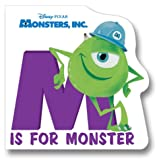 M Is for Monster (Monsters, Inc.)