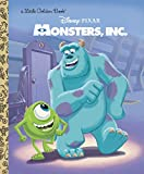 「Monsters, Inc. Little Golden Book (Disney/Pixar Monsters, Inc.)」のサムネイル画像