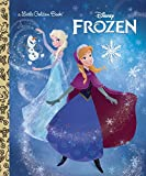 Frozen Little Golden Book (Disney Frozen) RH Disney
