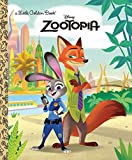 「Zootopia Little Golden Book (Disney Zootopia)」のサムネイル画像