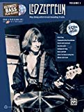「Led Zeppelin: Play Along with 8 Great-Sounding Tracks (Ultimate Bass Play-Along)」のサムネイル画像