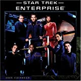 Star Trek Enterprise 2005 Calendar (Star Trek (Calendars))