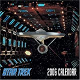 Star Trek The Original Series 2006 Calendar (WALL CALENDAR)
