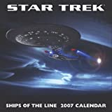 Star Trek Ships of the Line 2007 Calendar