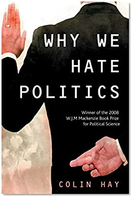 why americans hate politics The book why americans hate welfare: race, media, and the politics of antipoverty policy, martin gilens is published by university of chicago press.
