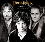 Lord of the Rings Portraits 2007 Calendar