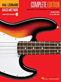 「Hal Leonard Bass Method: Books 1,2 & 3 Bound Together in One Easy-to-Use Volume!」のサムネイル画像