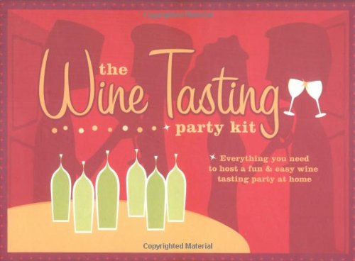 The Wine Tasting Party Kit