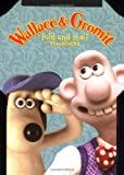 Wallace & Gromit: Fold & Mail Stationery